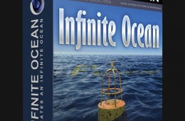 C4D 海洋生成预设 Infinite Ocean 1.34
